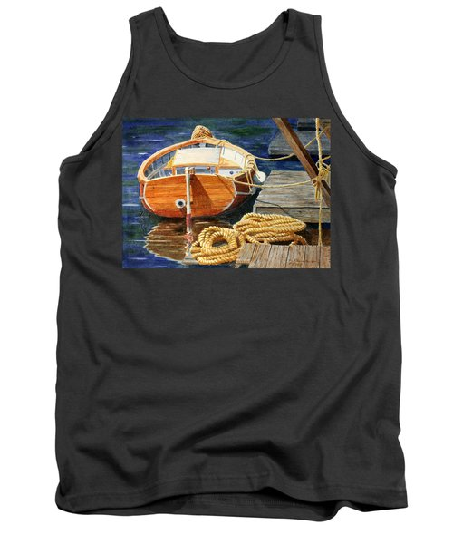 Safe Mooring Tank Top