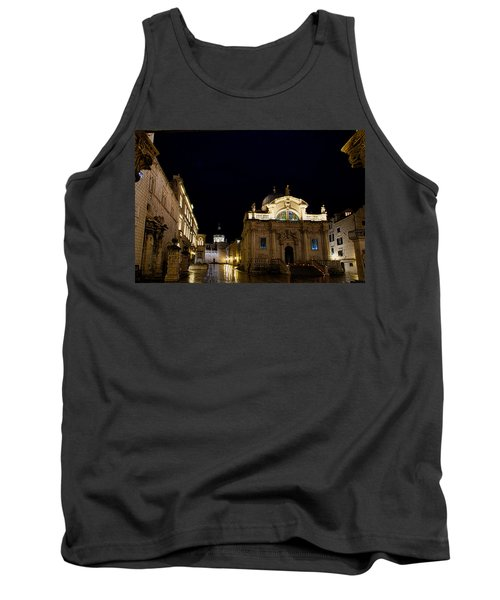 Saint Blaise Church - Dubrovnik Tank Top