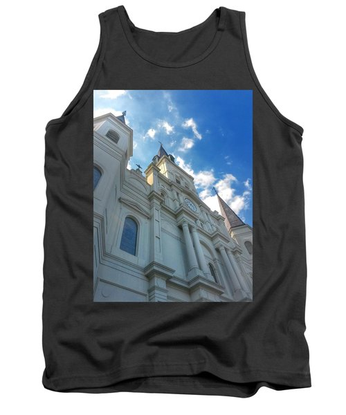 Saint Louis Cathedral  Tank Top