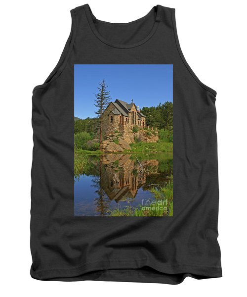 Saint Malo Reflection Tank Top