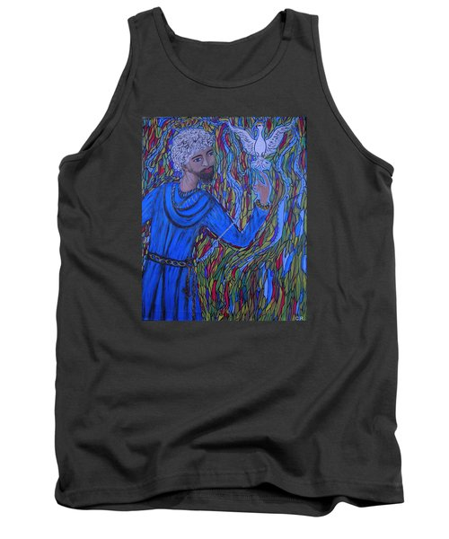 Saint Peter Tank Top by Marie Schwarzer