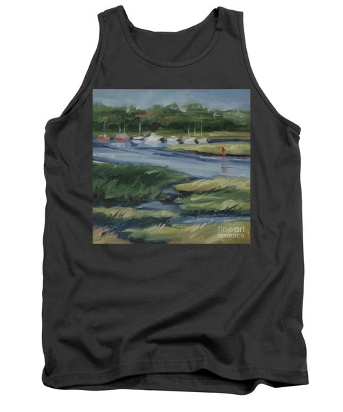 Salt Marsh Tank Top