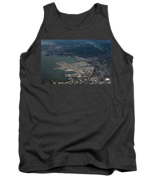 San Francisco International Airport Tank Top