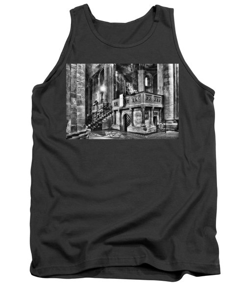 San Michele Toward The Altar Tank Top