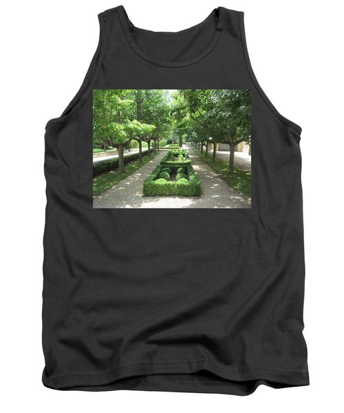 Tank Top featuring the photograph Sanctuary by Pema Hou