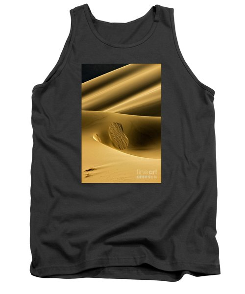 Sand Avalanche Tank Top by Michael Cinnamond