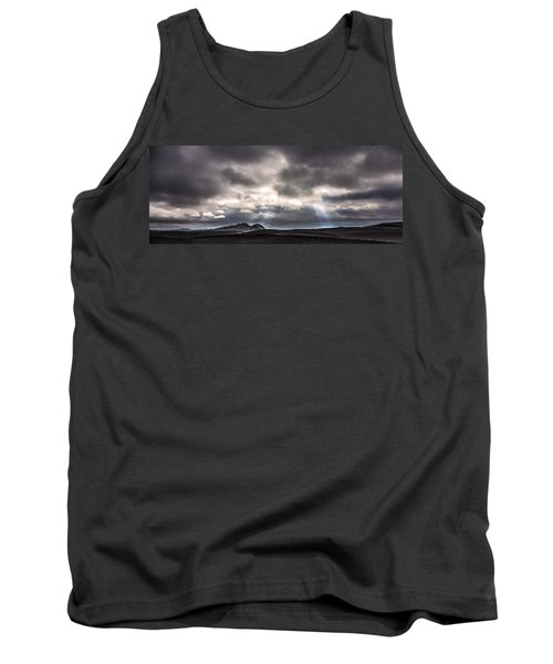 Tank Top featuring the photograph Sands Of Time by Gunnar Orn Arnason