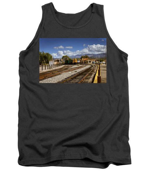Santa Fe Rail Road Tank Top