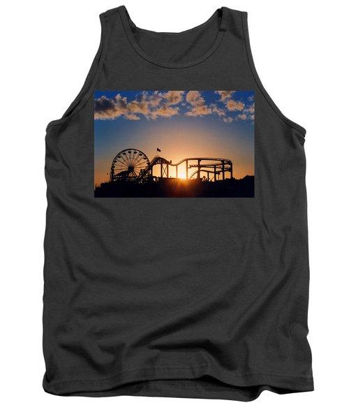 Santa Monica Pier Tank Top