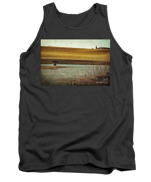 Scarecrow's Realm Tank Top