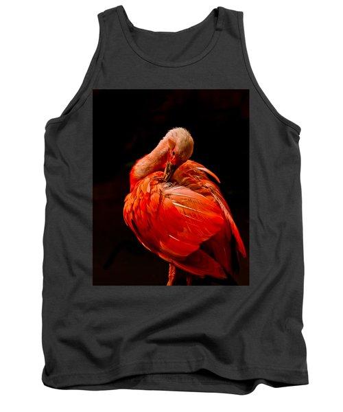 Scarlet Ibis Tank Top