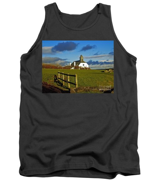 Tank Top featuring the photograph Scene From Giants Causeway by Nina Ficur Feenan
