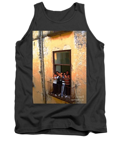 Schools Out Tank Top