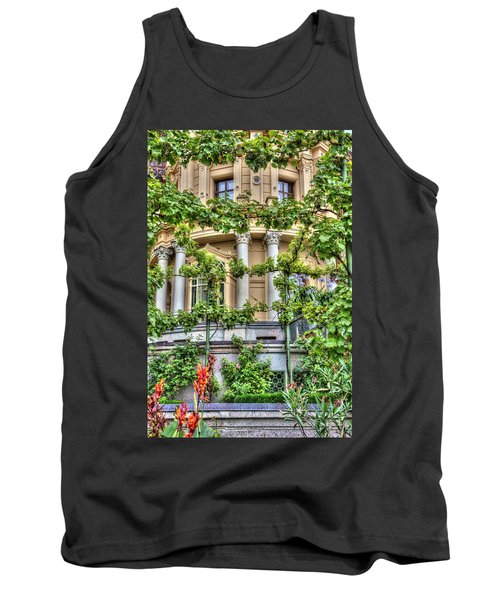 Schwerin Castle Windows. Tank Top