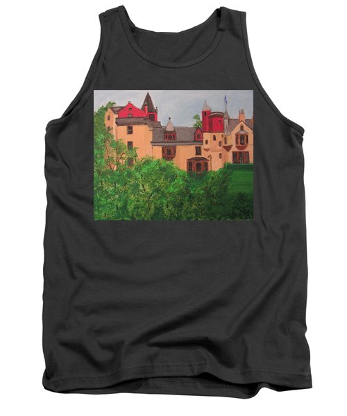 Scottish Castle Tank Top
