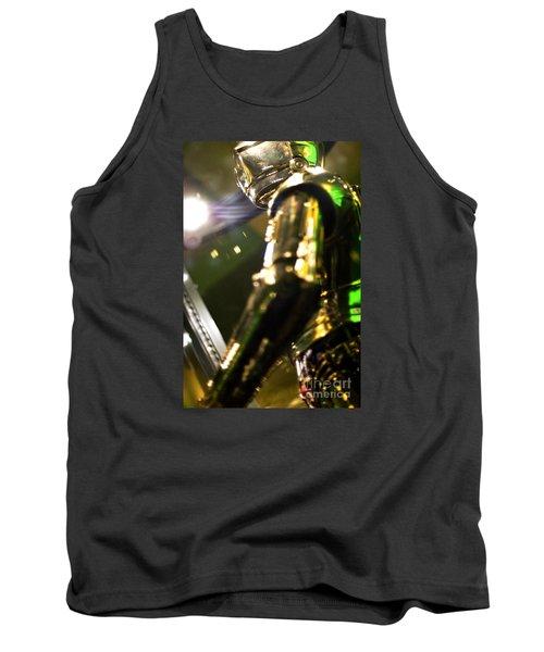 Screen Worn C3p0 Costume Tank Top by Micah May