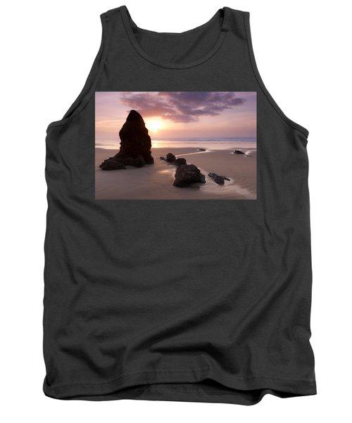 Sea Stack Sunset Tank Top