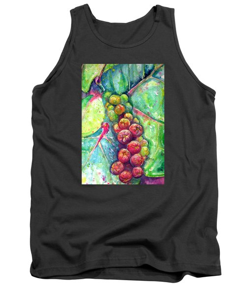 Seagrapes Tank Top