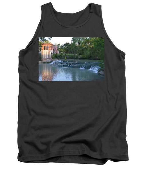 Seguin Tx 02 Tank Top by Shawn Marlow