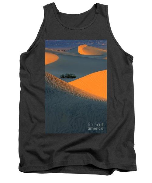 Death Valley Serenade In Light Tank Top