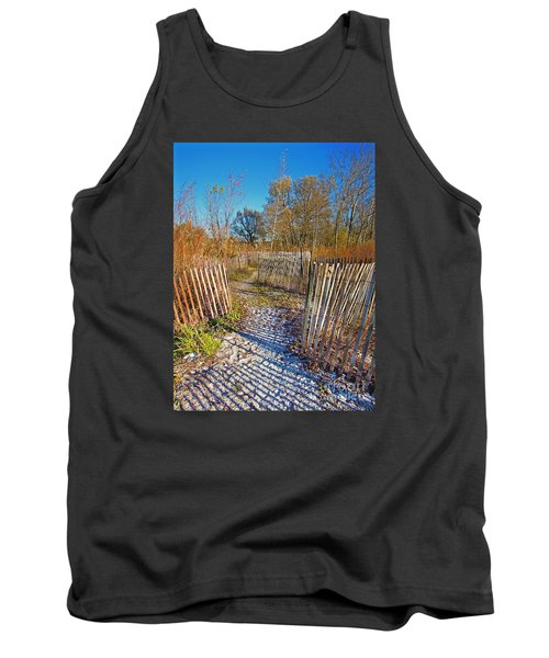 Serenity Trail.... Tank Top by Nina Stavlund