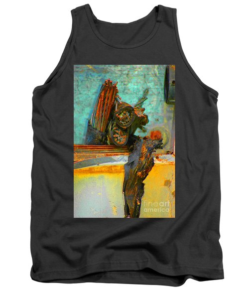 Severed  Tank Top