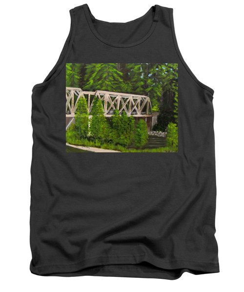 Sewalls Falls Bridge Tank Top