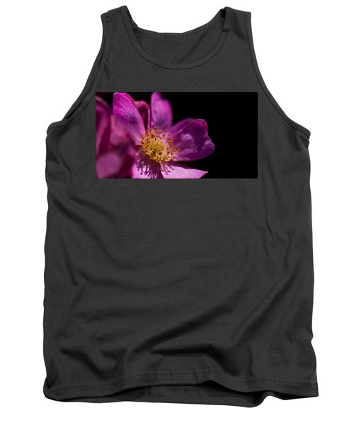 Shadows In My Heart Tank Top by Alex Lapidus
