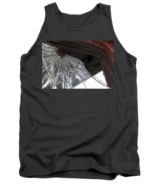Shattered Tank Top by Lynn Sprowl