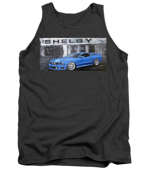 Shelby Mustang Tank Top