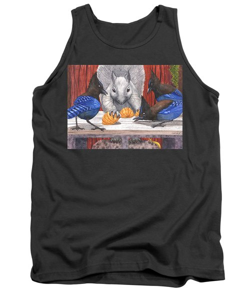 Shell Game Tank Top