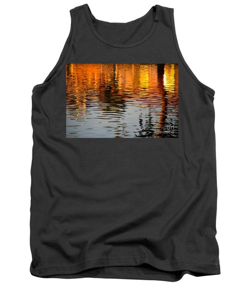 Shimmering Waters Tank Top