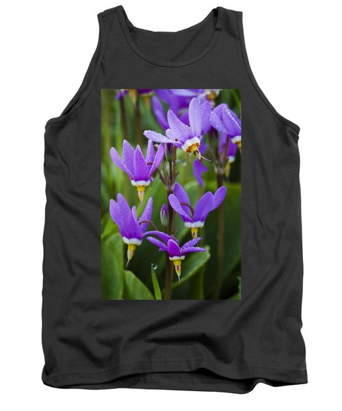 Tank Top featuring the photograph Shooting Stars by Sonya Lang