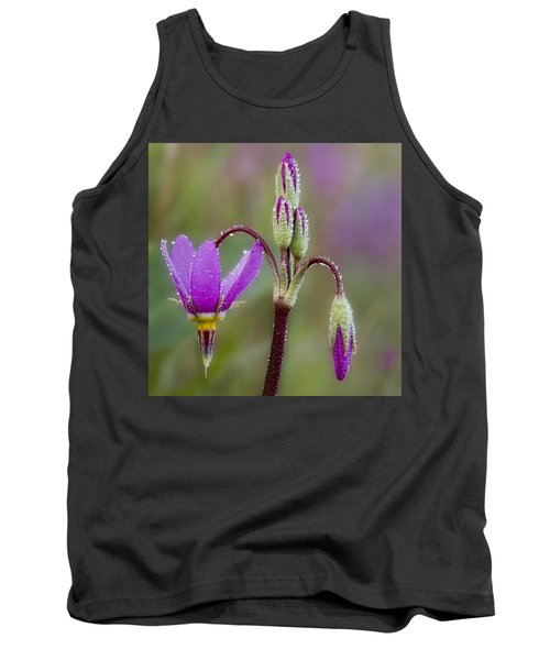 Tank Top featuring the photograph Shooting Stars Square by Sonya Lang