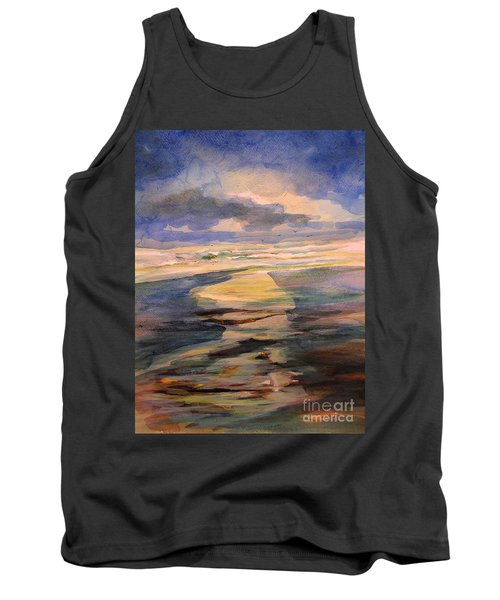 Shoreline Sunrise 11-9-14 Tank Top