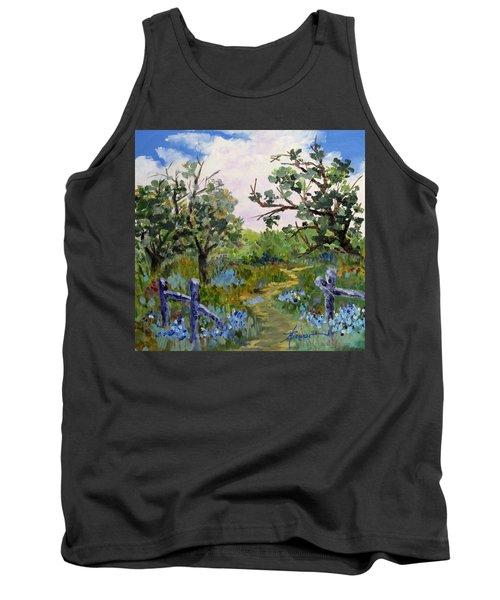 Shortcut Tank Top