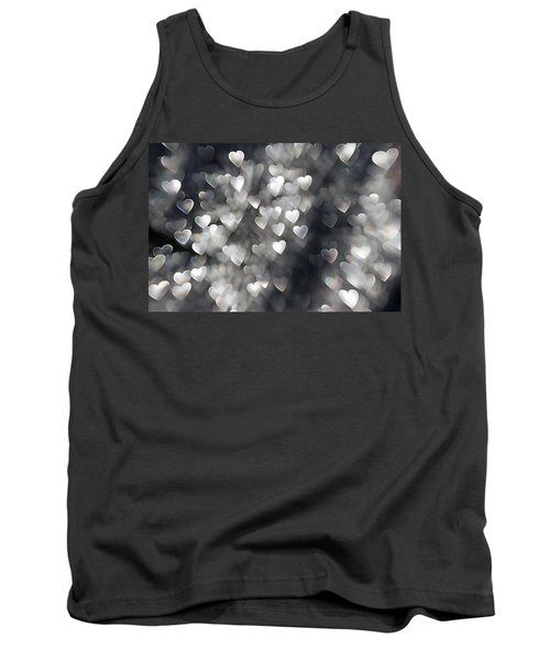 Showered In Love Tank Top