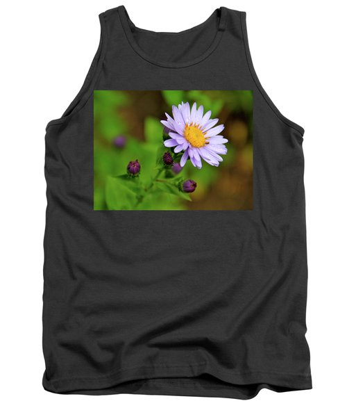 Showy Aster Tank Top