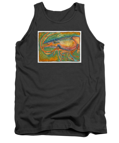 Shrimp Head Tank Top