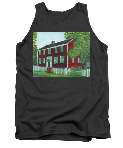 Sibson House Tank Top
