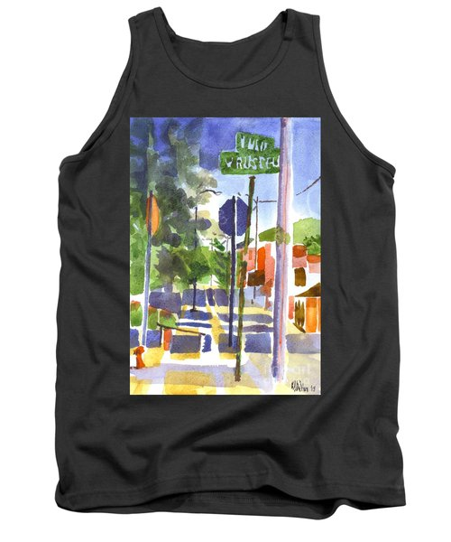 Sign Posts Tank Top