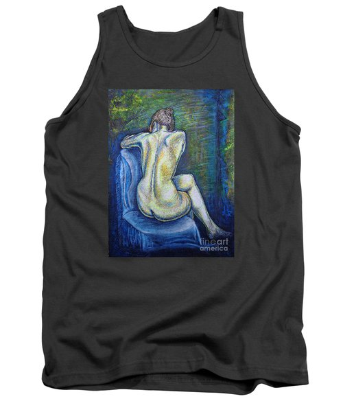 Silhouette 2 Tank Top