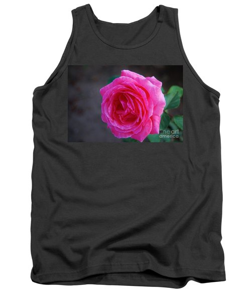 Simply A Rose Tank Top