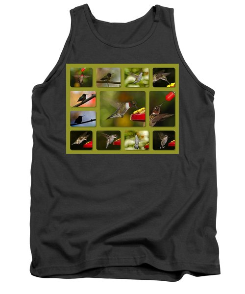 Tank Top featuring the photograph Simply Sipping by Robert L Jackson