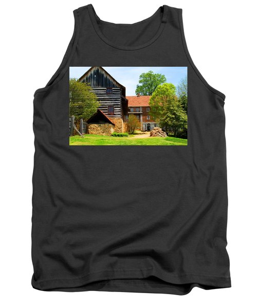 Single Brothers House Tank Top