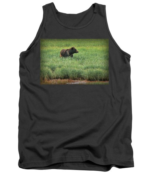 Sitka Grizzly Tank Top