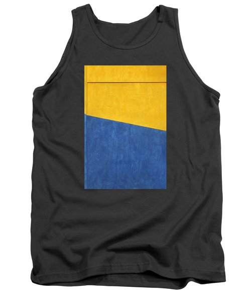 Tank Top featuring the photograph Skc 0303 Co-existance by Sunil Kapadia