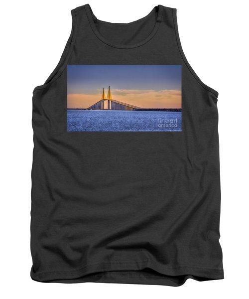 Skyway Bridge Tank Top