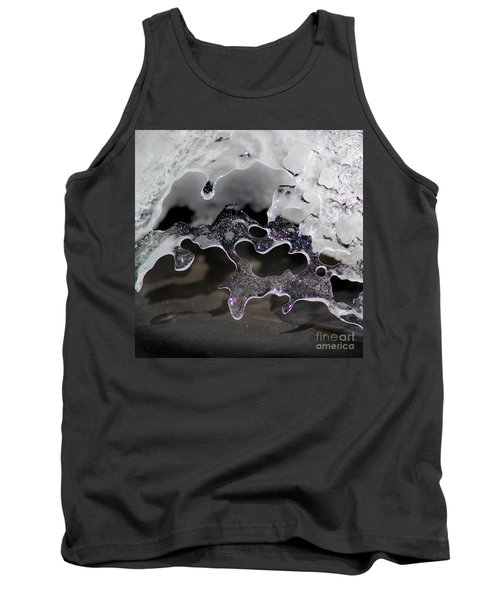 Snow And Ice Square Tank Top