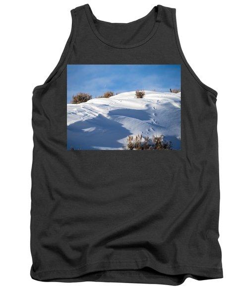 Snowdrifts Tank Top